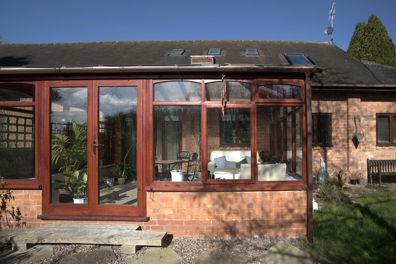 Solid Roof Conservatories in Stockport Greater Manchester